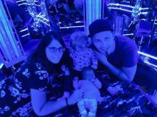 Babys und Kinder lieben den BLU ROOM